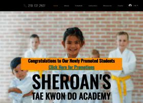sheroantaekwondo.com