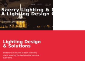 sherrylightinganddesign.co.uk