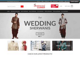 sherwanicorner.com