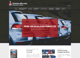 sherwinautomotive.com.mx