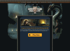 sherwooddungeon.com