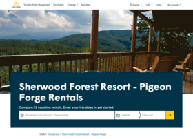 sherwoodforestresort.com