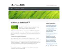 sherwoodhr.co.uk