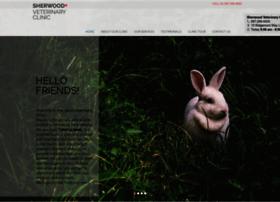 sherwoodparkvetclinic.com