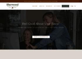 sherwoodtax.com