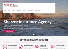 sherzerinsurance.com