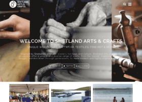 shetlandartsandcrafts.co.uk