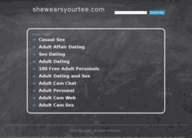 shewearsyourtee.com
