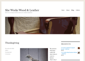 sheworkswood.com
