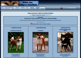 shiba-pedigree.ru