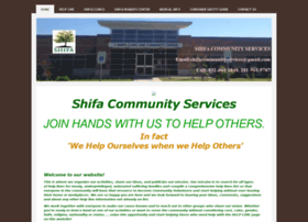shifacommunityservices.yolasite.com