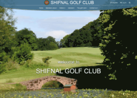 shifnalgolf.com