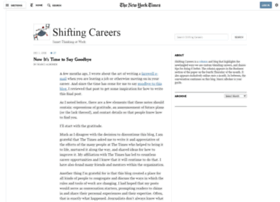 shiftingcareers.blogs.nytimes.com