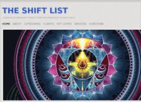 shiftlist.net