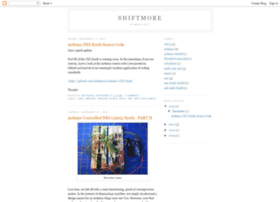 shiftmore.blogspot.no