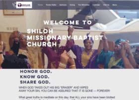 shilohbaptistmontgomery.org