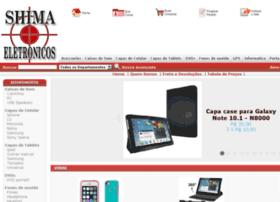 shimaeletronicos.com.br