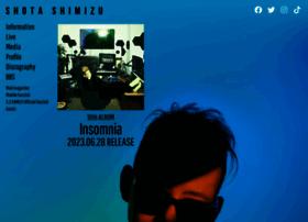 shimizushota.com