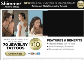 shimmerbodyart.com