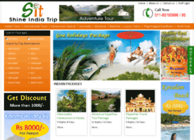 shineindiatrip.co.in