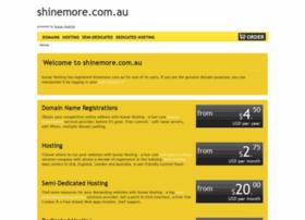 shinemore.com.au