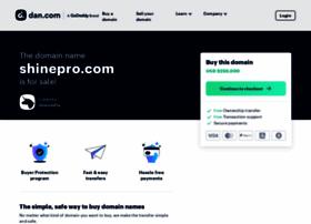 shinepro.com