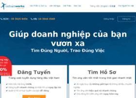 shinetsu.vietnamworks.com