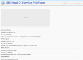 shining3dscanner.com