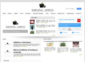 shiningapples.com