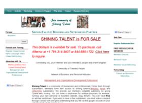shiningtalent.com
