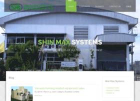 shinmaxsystems.com