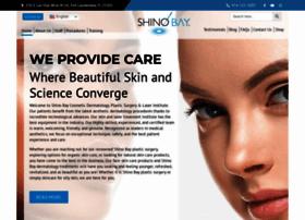 shinobayderm.com