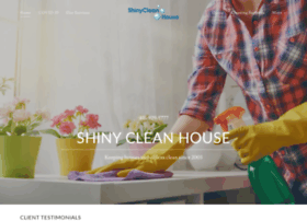 shinycleanhouse.com
