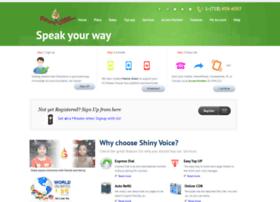 shinyvoice.com