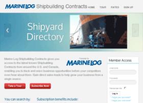 shipbuilding.marinelog.com