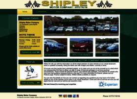 shipleymotors.co.uk