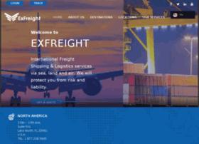 shipments.exfreight.com