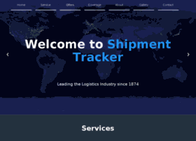 shipmenttracker.in