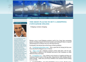 shipping-container-for-sale.com