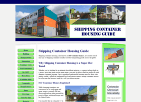 shipping-container-housing.com