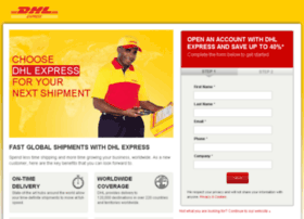 shipping.dhl.co.za