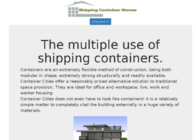 shippingcontainerhousedesign.com