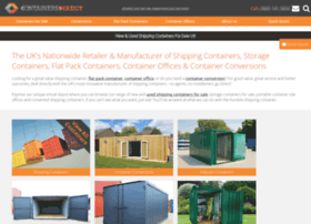 shippingcontainersuk.com