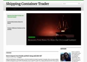 Shippingcontainertrader.com