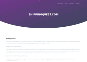 shippingquest.com
