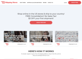 shippingstorm.com