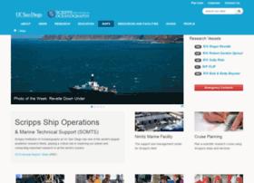 shipsked.ucsd.edu