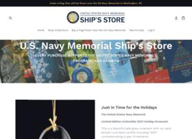 shipsstore.navymemorial.org