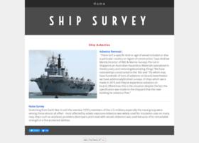 shipsurvey.yolasite.com