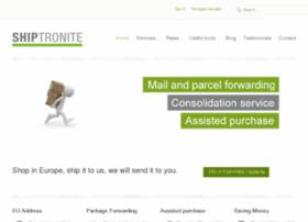shiptronite.com